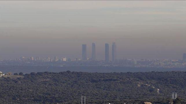 Madrid descontaminada